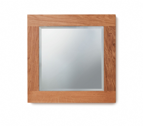 Mobel Oak Bathroom Mirror